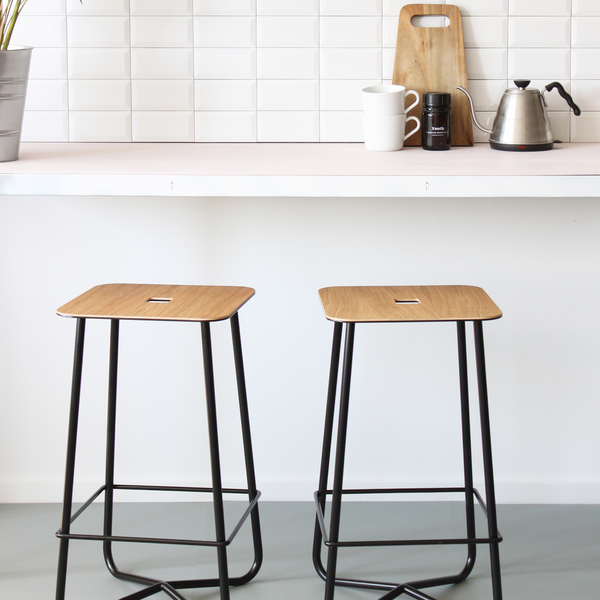 AMS Kitchen Stool  Kunov Design