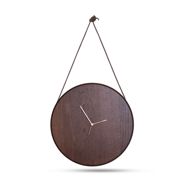 """Mux Watch"" ur - olieret eg  Wood Junkie"