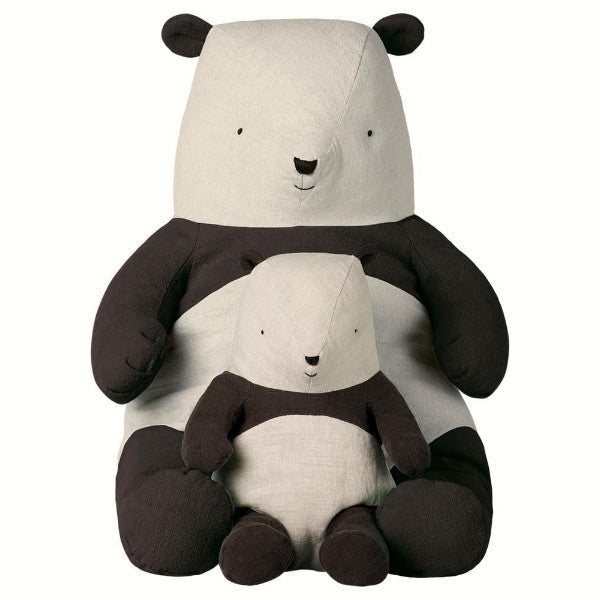 Safari friends - panda, stor bamse