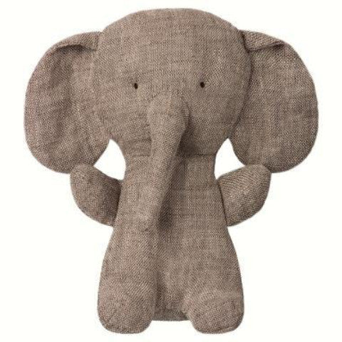 Noah's friends - elefant, mini bamse  Maileg