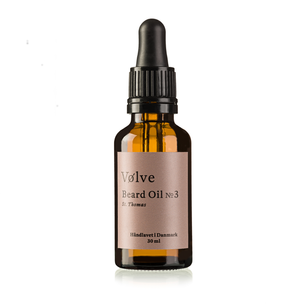 Beard Oil No.3 (St. Thomas)