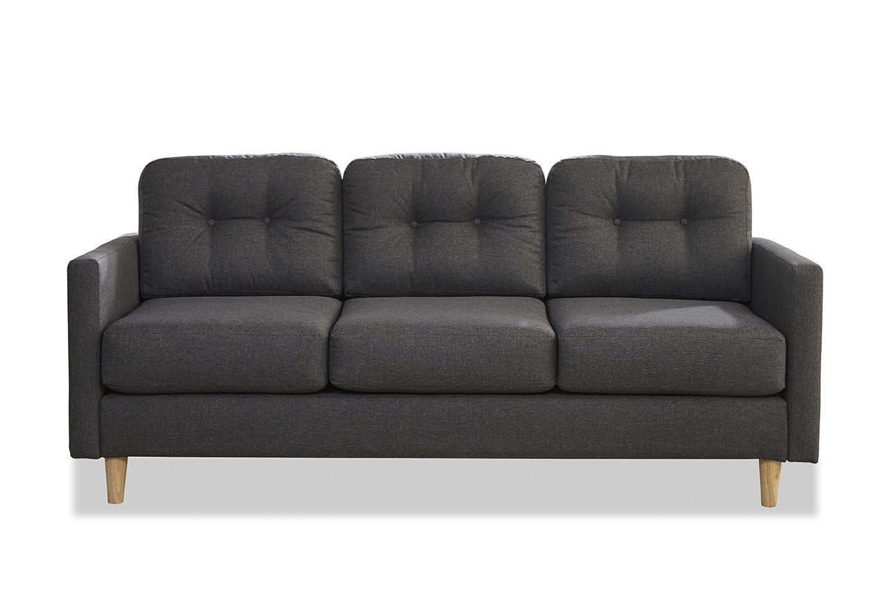 Mid Century Modern Tufted Sofa - Free Shipping | Swift Furniture