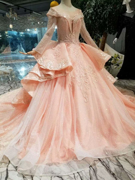 2020 Best Beautiful Floral Gowns Dresses