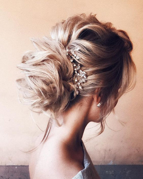 30 HALF UP HALF DOWN WEDDING HAIRSTYLES IDEAS EASY