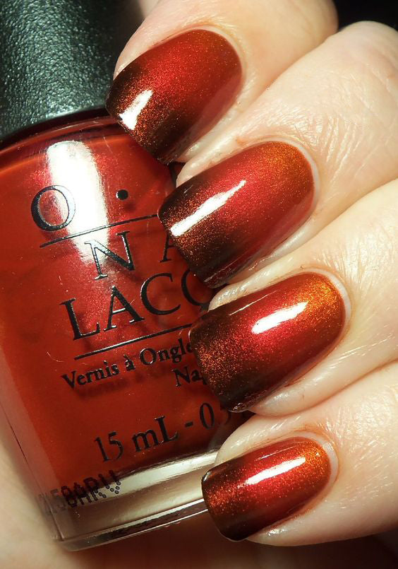 55+ Trendy Manicure Ideas In Fall Nail Colors;Orange Nails; Manicure; Fall Nails;Trendy nails; gel nails; nails shop