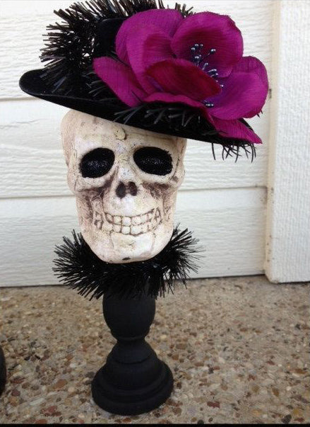 100+ Halloween Decoration Designs; #dollarTree; Halloween; Halloween Tree; Halloween Decorations; Halloween Decor;  Spiders; Skulls;  Pumpkins Polka Dots;  Witches; Skeletons; Halloween Time; Dracula; Witches Hats; Spooktacula; Halloween collector;