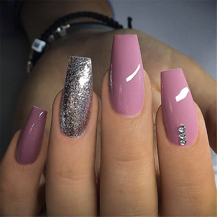 Ombre Design For Coffin Nails Ostty