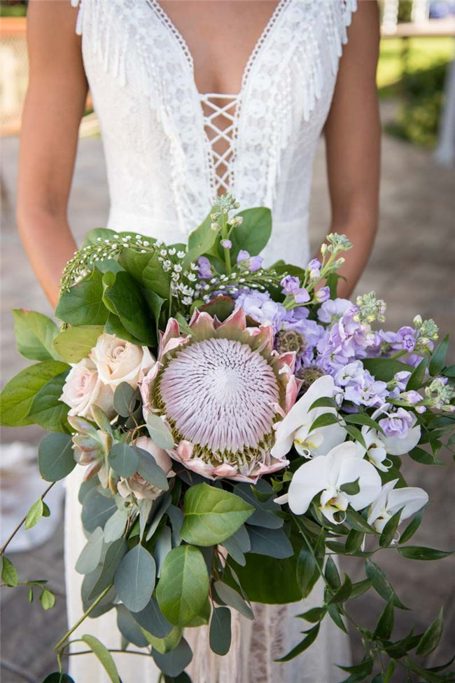 Beach Wedding Inspiration and Ideas for Styling, Decor the Dress and More