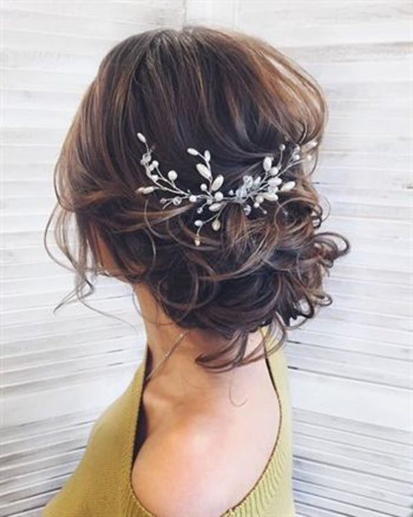 Beautiful wedding updo hairstyles, bridal hairstyle; wedding hair; hairstyles; updo hairstyle; wedding hairstyles;