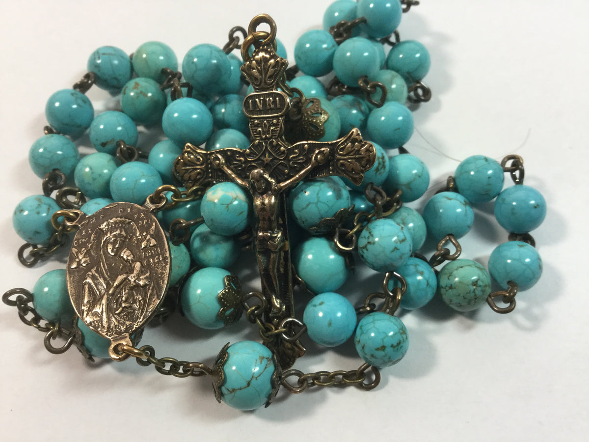 Rosaries by Thomas