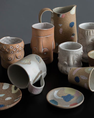 Knotwork LA Ceramics Collection