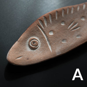 Fish Incense Holders