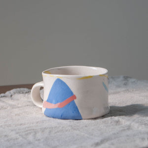 Color Blocks Cup