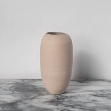 Speckled Porcelain Tapered Vase