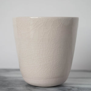 Paper-Thin Porcelain Small Cup