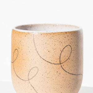 Loopy Speckle Cup