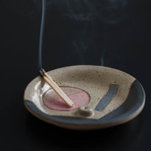 Black Incense Holder Catchall