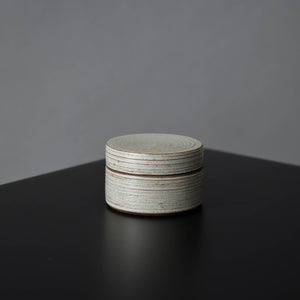 Medium Lined Ring Jar