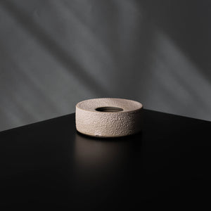 Bumpy Tea Light Ring