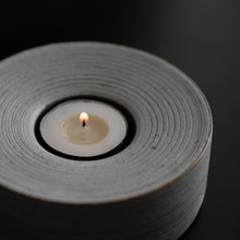 Lined Tea Light Ring