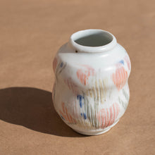 Small Porcelain Bud Jar