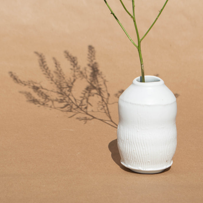 Porcelain White Jar