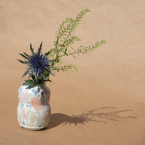 Porcelain Bud Jar