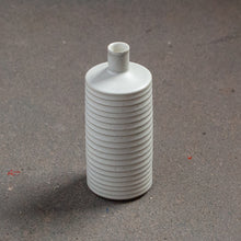 Ribbed Tapered Bottle