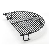 Primo Oval 300 LG Porcelain Half Cooking Grid, Grate