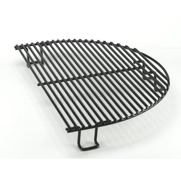Primo Oval 400 XL Porcelain Half Cooking Grid, Grate