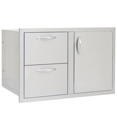 Blaze Door & Drawer Combo