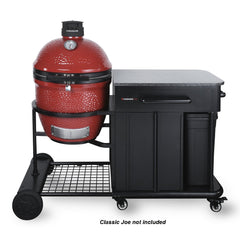Kamado Joe Classic Joe 2 with mobile cart
