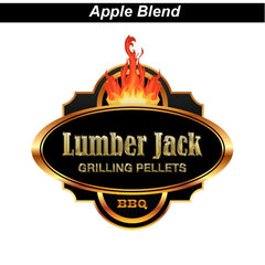 Apple Blend Pellets Lumber Jack - 20 lb. bag