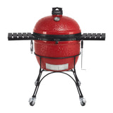 kamado joe big joe 2 cart & side shelves