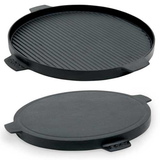 Dual Side Plancha Griddle, Big Green Egg