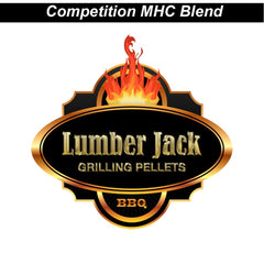 Competition MHC Blend Pellets Lumber Jack - 40 lb. bag
