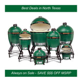 Best Big Green Egg Deals in North Texas