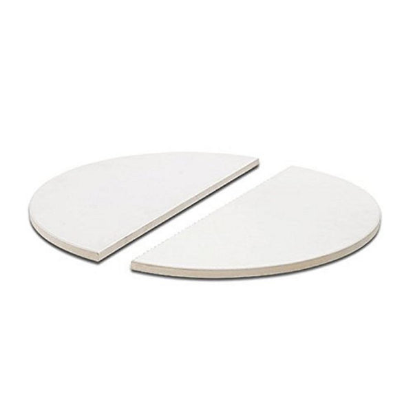Kamado Joe Half Moon Deflector Plates (Pair)