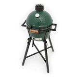 Minimax big green egg in minimax egg stand