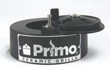 side view of Primo's daisy wheel smoke cap