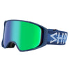 Shred Simplify Blue Bird - Cbl Plasma+Ruby - Ski and Snowboard Goggles
