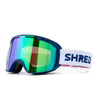 Amazify Cloudbreak - Cbl Plasma Mirror (Vlt 15%) - Snow Goggles