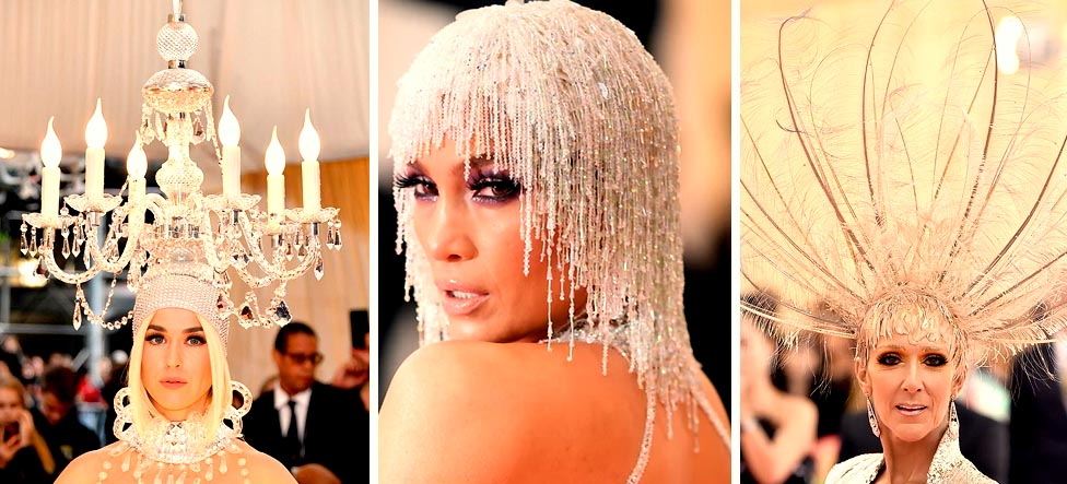 Met Gala hair fashion