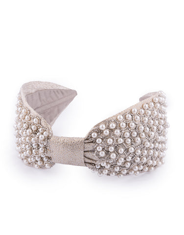 Hexasilver Headband