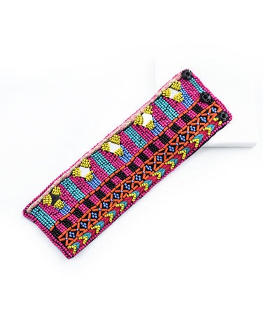 Sheesha Beaded Cuff