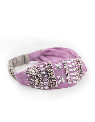 Boho Embellished Turban