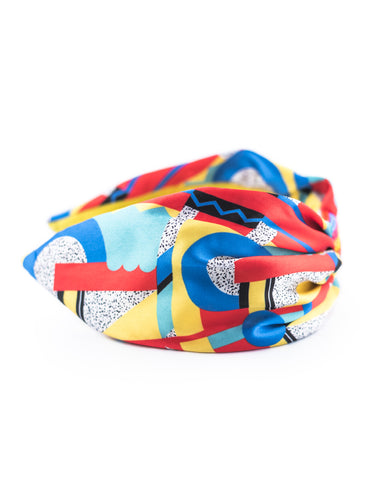 Pop Printed Headband