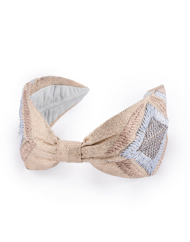 Ikat Eye Headband