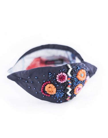 Abstract Sequin Headband