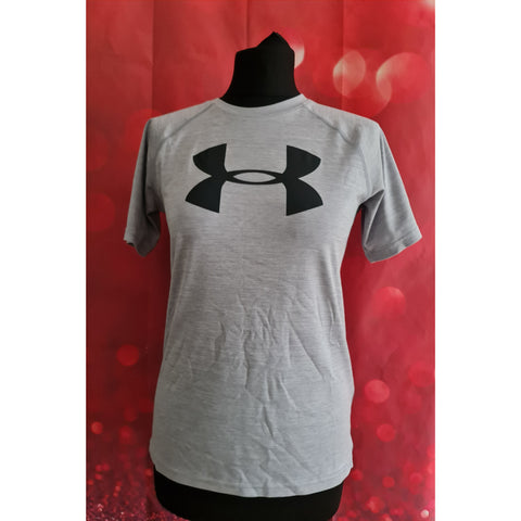 Under Armour boys grey size 11-12 years / YLG